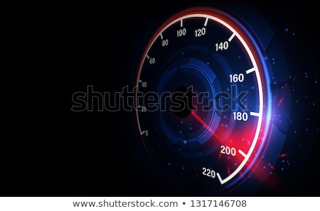 Speedometer High Speed Stock photo © idesign