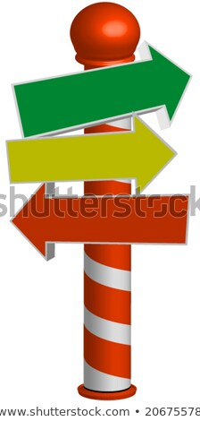 info signage for Christmas Stock photo © ssuaphoto