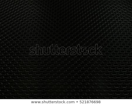 Foto stock: Carro · radiador · textura · metálico · preto · alumínio