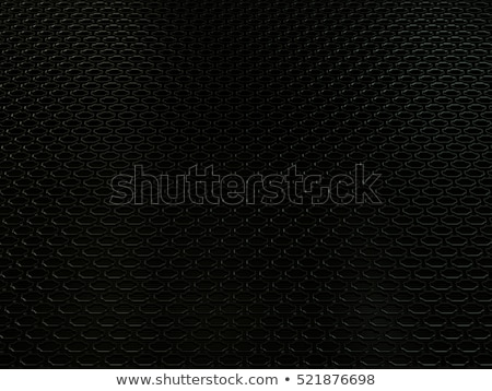 Araba radyatör doku madeni siyah alüminyum Stok fotoğraf © Arsgera
