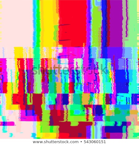 televisão · ruído · vetor · abstrato · moderno · decoração - foto stock © trikona