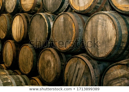 wine barrels in the winery Stock photo © adrenalina