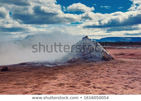 Hverir Iceland Stock photo © vichie81