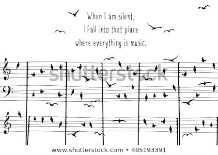 Stock photo: The Symphony Of Soul