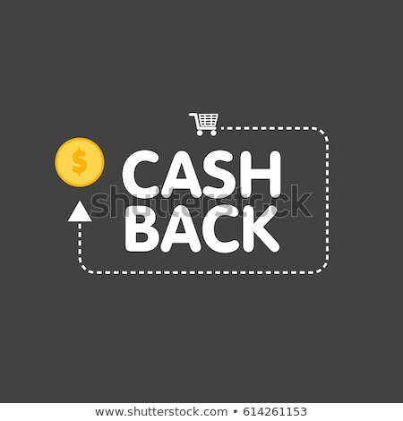 Arrows with cash back words stock photo © studioworkstock