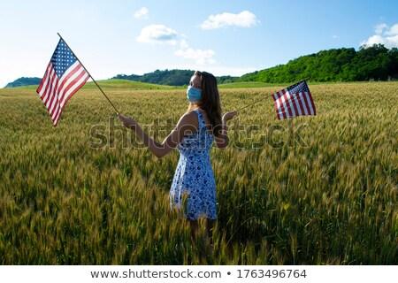 4 of july event in united states symbolizing unity stock photo © robuart