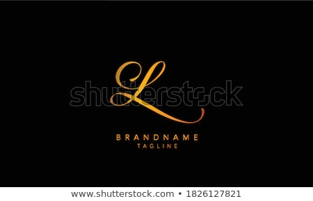 tech letter l logo business icon vector Stock photo © blaskorizov