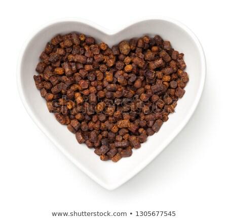 abelha · pólen · grande · monte · textura · comida - foto stock © threeart