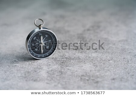A compass with copy space Stock photo © Zerbor