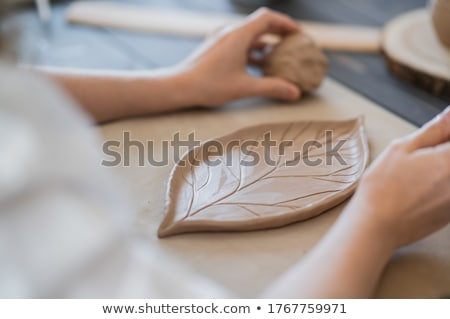 Creative pottery Stock photo © pressmaster