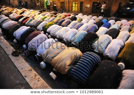 Muslim prayer  Stock photo © grafvision