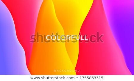 Prêmio escuro círculos dourado abstrato projeto Foto stock © SArts