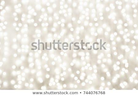 Beautiful Christmas light background Stock photo © neirfy