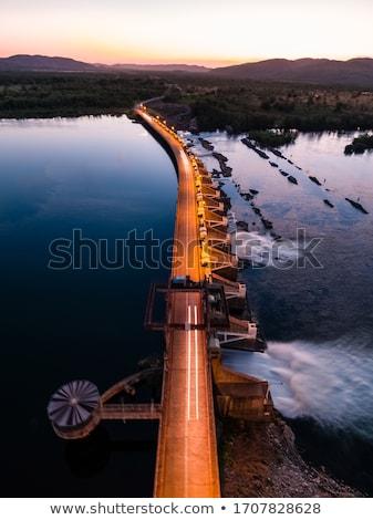 büyük · vadi · galler · mavi · nehir - stok fotoğraf © andreykr
