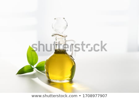 green olive and carafe Stock photo © M-studio