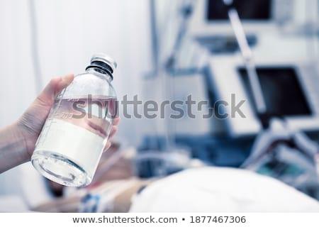 看護 ボトル 毒 画像 セクシー ストックフォト © damonshuck