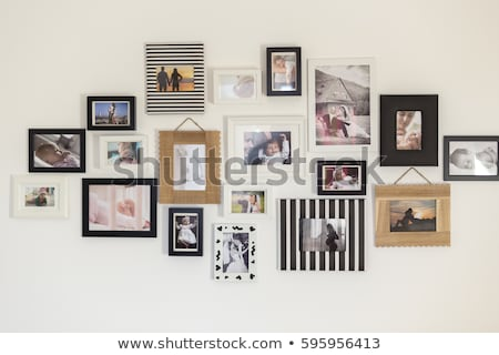 Гранж фото галерея старые комнату кадры Сток-фото © CarmenSteiner