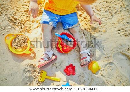 sand-pit Stock photo © Pakhnyushchyy