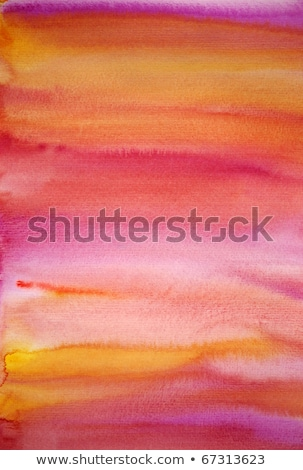 Színes vízfesték engem papír enyém keret Stock fotó © ilolab