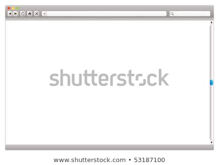 Internet web browser slider Stock photo © nicemonkey