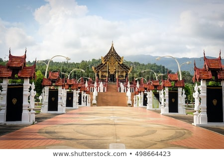 Ho kham luang Stock photo © scenery1