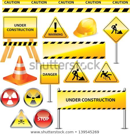 highway signpost with access stock photo © tashatuvango