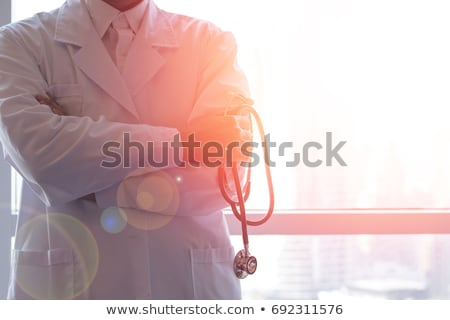 Immunologist, healthcare medical professional Stock photo © stevanovicigor