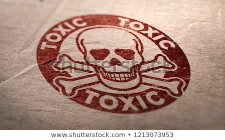 Toxic Substances Symbol Stock photo © olivier_le_moal