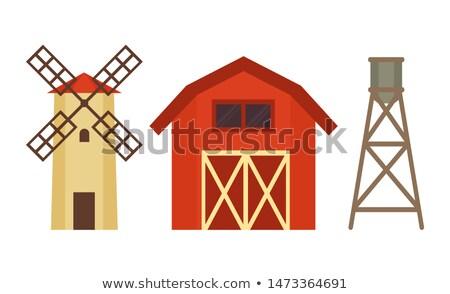 металл · хранения · инструменты · коробки · домой · краской - Сток-фото © robuart