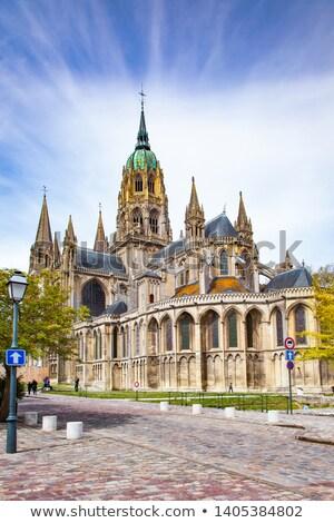 Bayeux Cathedral, France Stock photo © borisb17