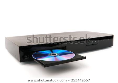Giocatore multimediali internet radio digitale suono Foto d'archivio © graphit