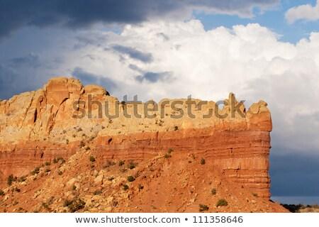 fantasma · deserto · abrir · museu · Nevada · abandonado - foto stock © qingwa