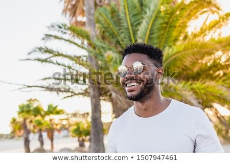 male palm stock photo © stevanovicigor