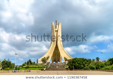 Algiers - capital of Algeria Stock photo © perysty