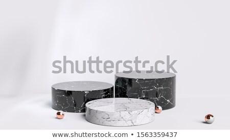 white marble blocks Stock photo © rmarinello