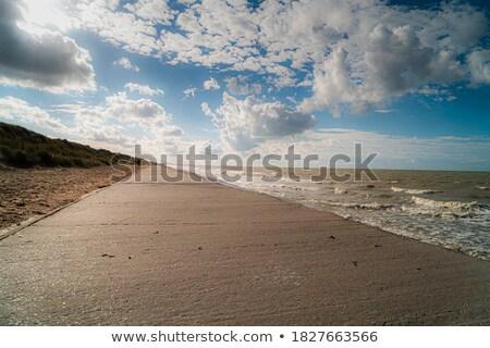 エンドレス · 海 · ボート · 青 · 海 · 風景 - ストックフォト © paha_l
