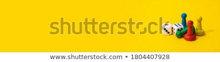 etalagepop · hoofdhuid · gedekt · plastic · kaal · hoofd - stockfoto © jonnysek