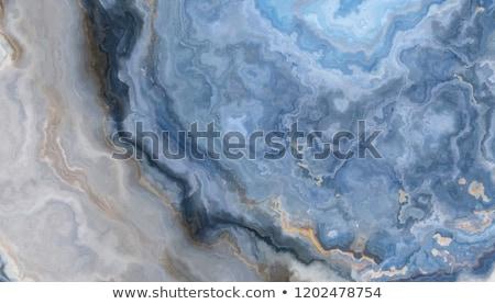 coleção · isolado · branco · abstrato · natureza · azul - foto stock © jonnysek