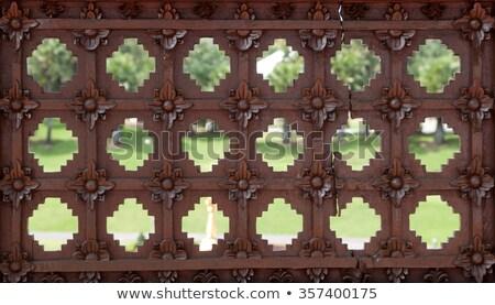 parede · concreto · ar - foto stock © thanarat27