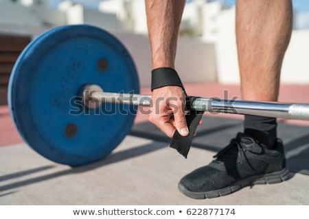 Wrist strap stock photo © coprid