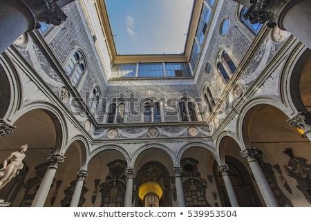Palazzo Medici Riccardi in Florence Stock photo © boggy