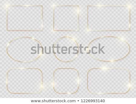 absztrakt · fényes · keret · építkezés · terv · technológia - stock fotó © SwillSkill