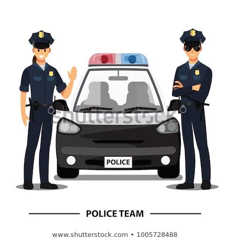 Traffic agent Stock photo © adrenalina