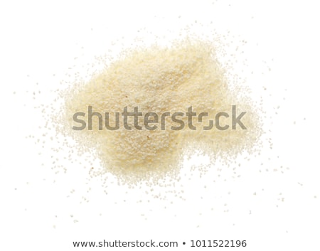 heap of raw semolina stock photo © digifoodstock