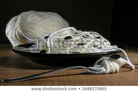 bağbozumu · tornavida · büyük · beyaz · ahşap - stok fotoğraf © stephaniefrey
