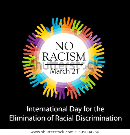 International Day for the Elimination of Racial Discrimination.  Stock photo © popaukropa