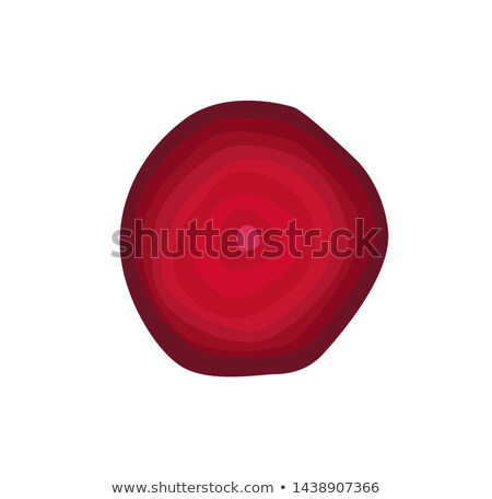 Sweet Beet Round Slice as Ingredient for Detox Stock photo © robuart