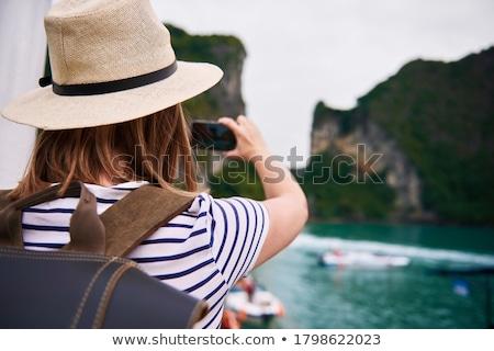 Halong, Vietnam Stock photo © boggy