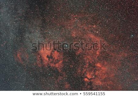 sterrenkundig · telescoop · Blauw · nachtelijke · hemel · berg · sterren - stockfoto © nasa_images