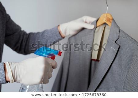Adam spor ceket Stok fotoğraf © nito